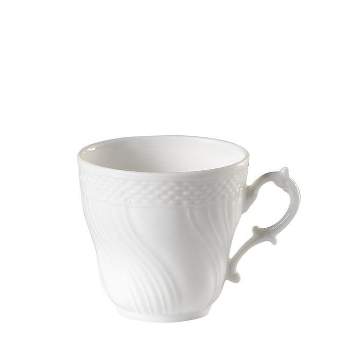 Richard Ginori - Vecchio White Espresso Cup, Large