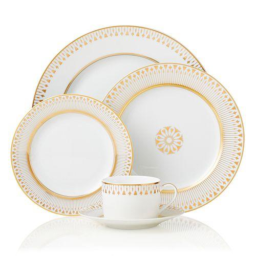 Bernardaud - Soleil Levant Dinnerware