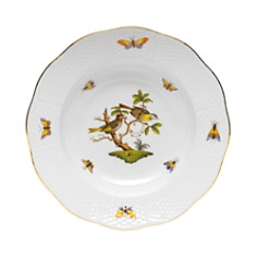Herend Rothschild Bird Rimmed Soup Bowl, Motif #11 - Bloomingdale's_0