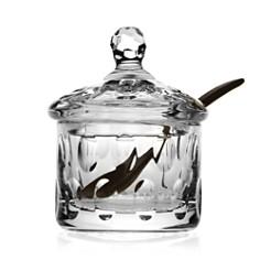 William Yeoward Crystal Olive Covered Sugar Bowl - Bloomingdale's Registry_0