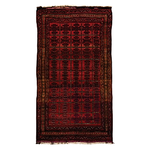 Tribal Collection Oriental Rug, 5'3 x 9'4