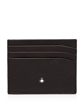 c02390a68f216 Montblanc - Meisterstuck Soft Grain 6 Card Case ...