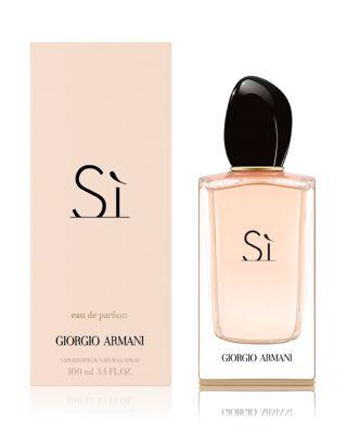 si armani parfum