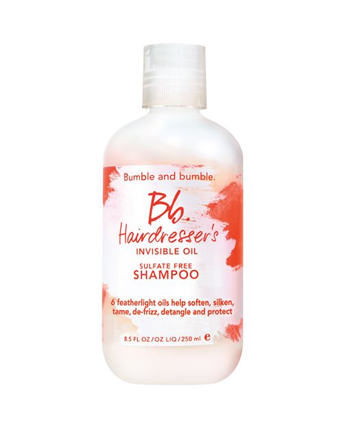 Bumble and bumble - Bb. Hairdresser's Invisible Oil Shampoo 8 oz.
