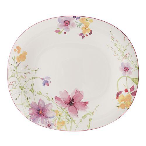Villeroy & Boch - Mariefleur Oblong Dinner Plate