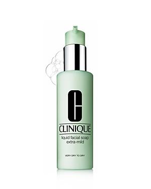 Clinique Liquid Facial Soap Extra Mild for Dry to Very Dry Skin