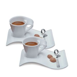 Villeroy & Boch New Wave Espresso for Two Set