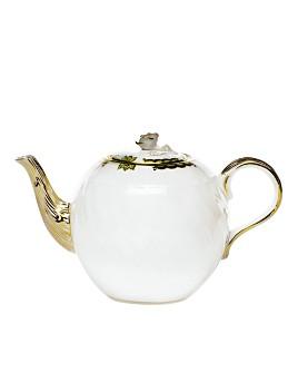 Herend - Princess Victoria Green Teapot
