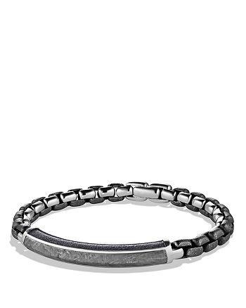 David Yurman - Meteorite ID Bracelet