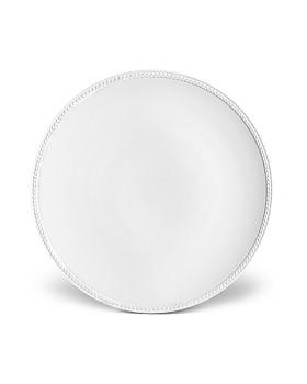 L'Objet - Soie Tressée White Dinnerware