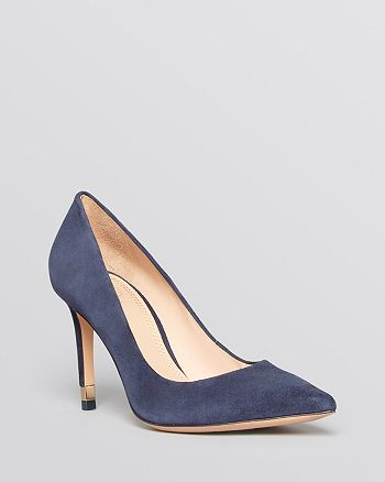 61db4ee64 Pointed Toe Pumps - Greenwich. shop similar items shop all Tory Burch