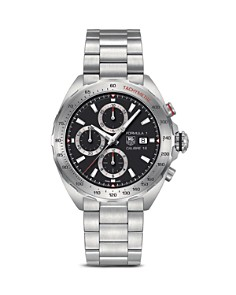 TAG Heuer Formula 1 Calibre 6 Chronograph Stainless Steel Watch, 44mm - Bloomingdale's_0