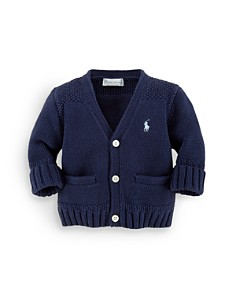 Ralph Lauren Boys\u0027 Combed Cotton Sweater - Baby - Bloomingdale\u0027s_0