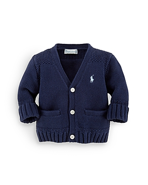 Ralph Lauren Boys Combed Cotton Sweater  Baby