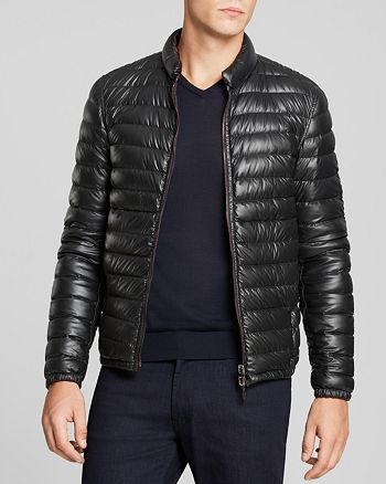 Armani Collezioni Quilted Puffer Jacket Bloomingdales