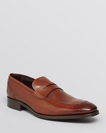 1d950376ad7 To Boot New York - Men s Moore Leather Penny Loafers