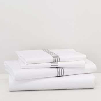 Pratesi - Up & Down Hotel Sheets - 100% Exclusive