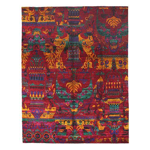 "Bloomingdale's - Shalimar Collection Oriental Rug, 8' x 10'3"""