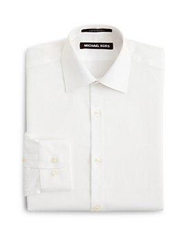 Michael Kors - Boys' Button Down Dress Shirt - Little Kid