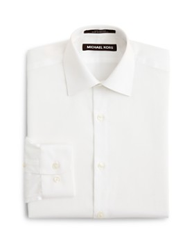 Michael Kors - Boys' Button Down Dress Shirt - Little Kid