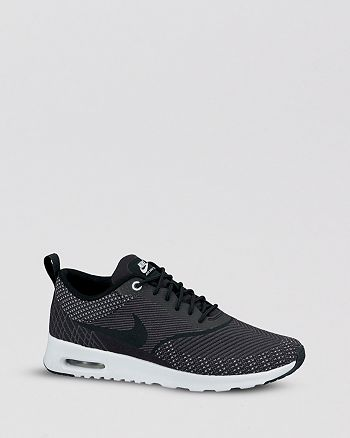 Nike - Lace Up Sneakers - Women's Air Max Thea Jacquard