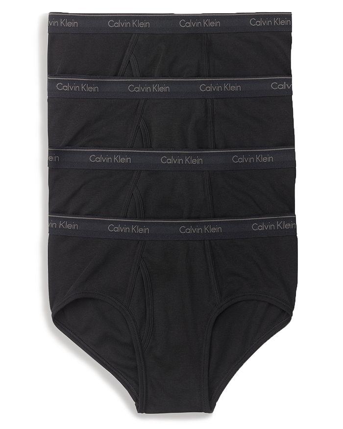 Calvin Klein - Cotton Classics Briefs, Pack of 4