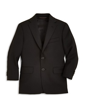 Michael Kors - Boys' Solid Wool Jacket - Little Kid