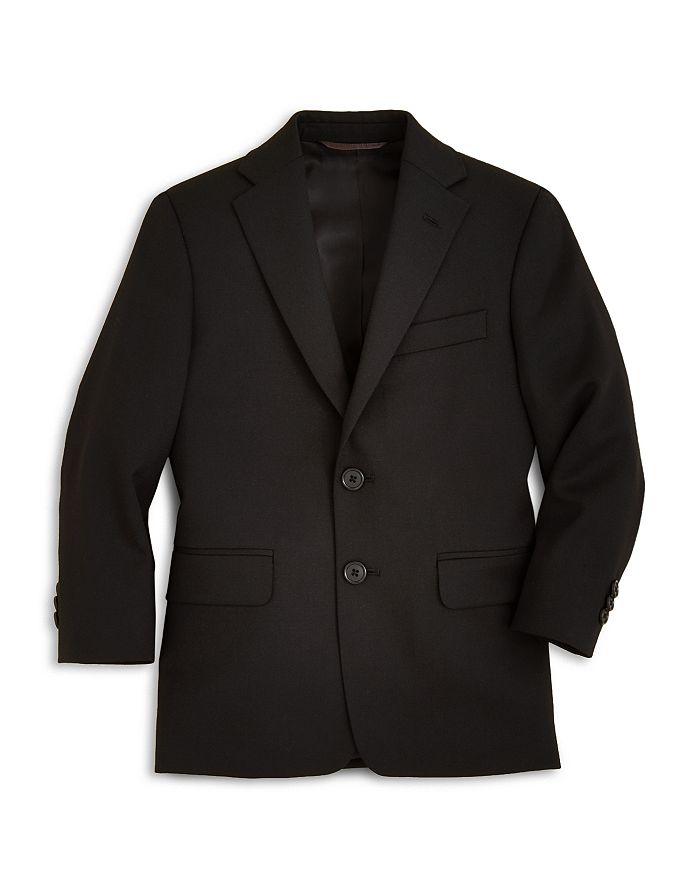 Michael Kors - Boys' Solid Wool Jacket - Little Kid