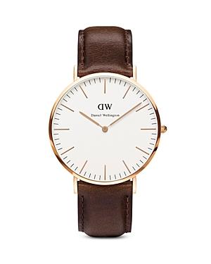 daniel wellington daniel wellington classic bristol watch 40mm