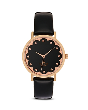 kate spade new york Scalloped Dial Metro Watch, 34mm