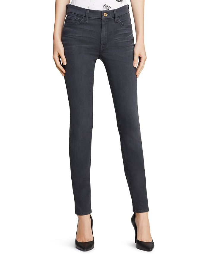 presenting special buy where can i buy Jeans - High Waist Ankle Skinny in Bastille Grey