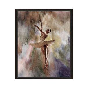 Ptm Images Ballet Dancer Canvas Wall Art