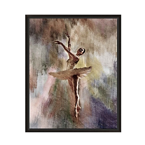 Ptm Images wall art featuring a dancing ballerina makes a graceful, inspiring statement.