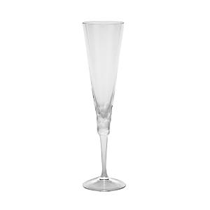 Moser Pebbles Champagne Flute