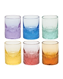 Moser - Pebbles Shot Glass, Set of 6