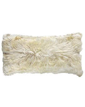 "Mitchell Gold Bob Williams - Alpaca Rectangular Pillow, 22"" x 11"""