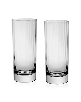 William Yeoward Crystal - Corinne Highball Glass, Set of 2