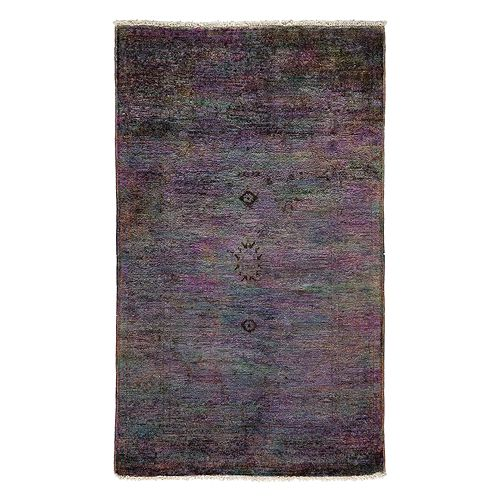 "Solo Rugs - Adina Collection Oriental Rug, 3'1"" x 5'"