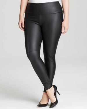 Lysse Plus Faux Leather Leggings