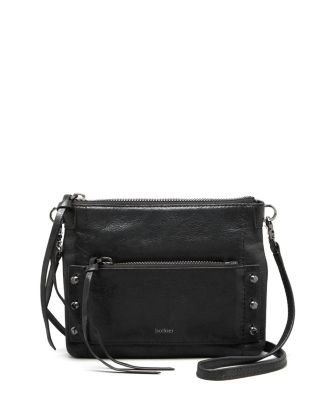 WARREN LEATHER CROSSBODY