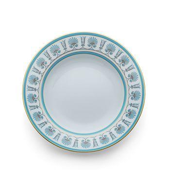 Richard Ginori - Palmette Rimmed Soup Plate
