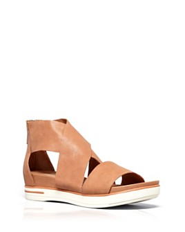 Eileen Fisher - Sport Open Toe Sandals