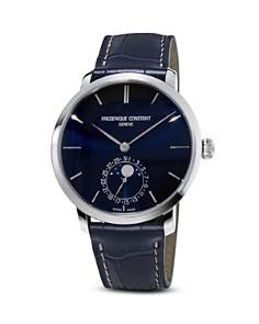 Frederique Constant - Frederique Constant Manufacture Slimline Moonphase Watch, 42mm