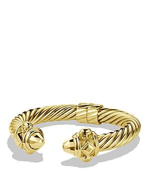 David Yurman Renaissance Bracelet in Gold