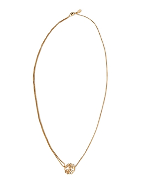 Alex and Ani Precious Metals Symbolic Path of Life Pull Chain Necklace, 10-24