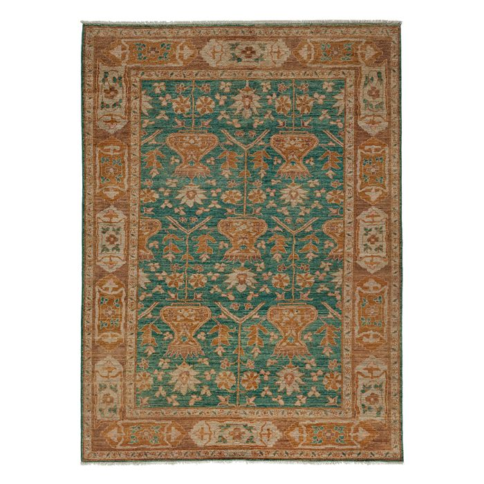 "Bloomingdale's - Oushak Collection Oriental Rug, 6'4"" x 8'6"""