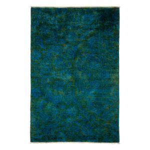 Adina Collection Oriental Rug, 4'1 x 6'1