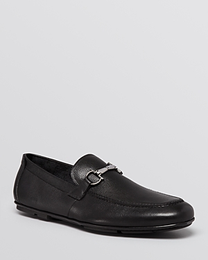 Salvatore Ferragamo Nowell Driving Loafers