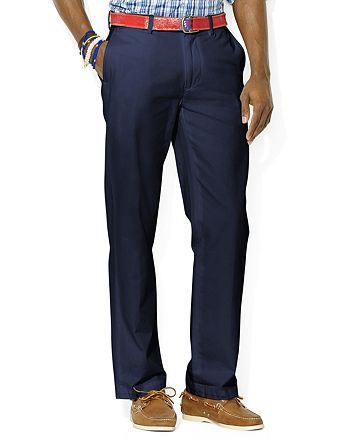 Polo Ralph Lauren - Straight-Fit Chino Pants