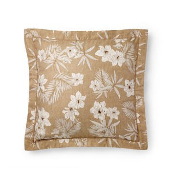 $Ralph Lauren Haluna Bay Floral Euro Sham - Bloomingdale's